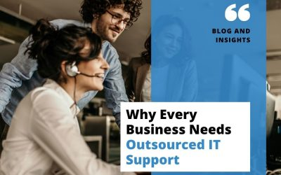 Why Every Business Needs Outsourced IT Support