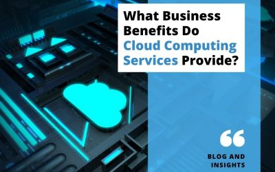 What Business Benefits Do Cloud Computing Services Provide