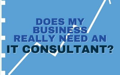 Does  My Business Really Need An IT Consultant?